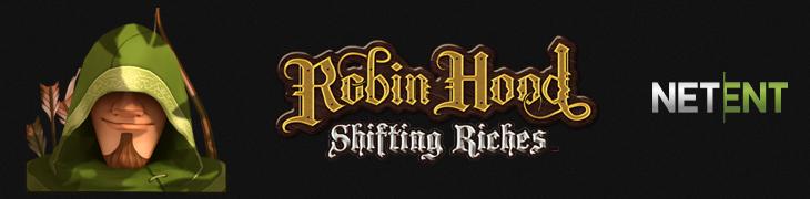 NetEntiltä tulossa syyskuussa Robin Hood 3D-slotti