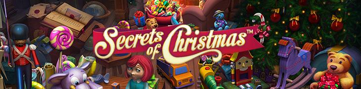 NetEnt julkaisi oman joulupelinsä