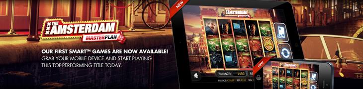 Sheriff Gaming lanseeraa odotetut mobiilipelit