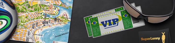 Voita SuperLennyltä VIP-matka jalkapallon MM-finaaliin