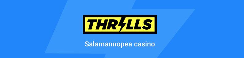 Thrills toimii jatkossa ilman rekisteröitymistä Pay N Play -mallilla