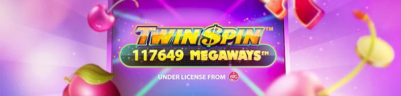 NetEntin uutuus Twin Spin MegaWays nyt pelattavissa