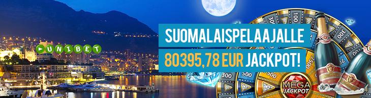 Uudesta Mega Fortunesta 80 tuhatta Suomeen