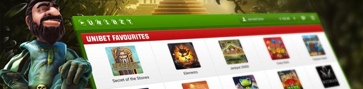 Unibet julkaisi oman casinosovelluksen iPadille